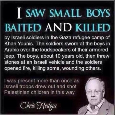 Image result for Israel zionist genocide quotes
