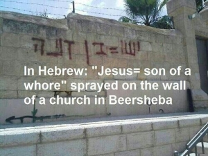 Insulting Jesus