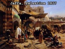 Jaffa, Palestine