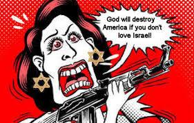 Menacing Zionist