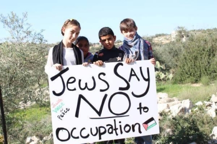 No to Occupation