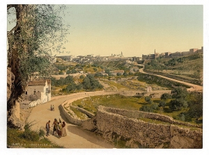 Palestine - 120 Years Ago - 1