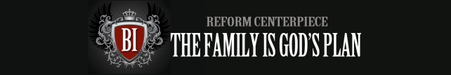 Reform Centerpiece