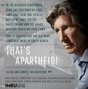 That's Apartheid