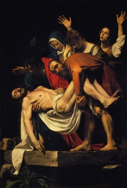 the-burial-of-christ-caravaggio