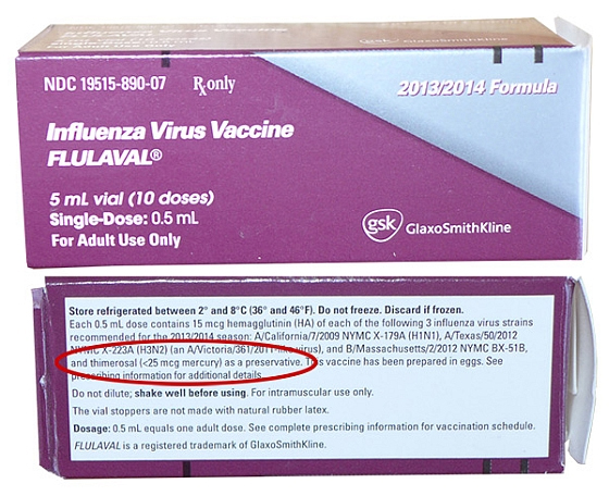 Vaccine Poison