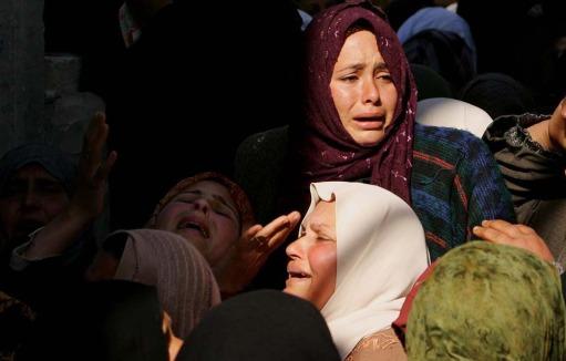 Gaza Tears
