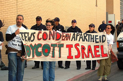 Jews Condemn Apartheid
