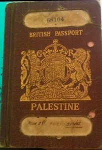 Palestinian Passport