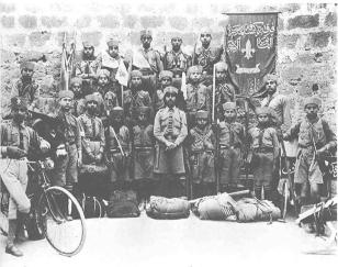 Palestinian Scouts in Jaffa 1924