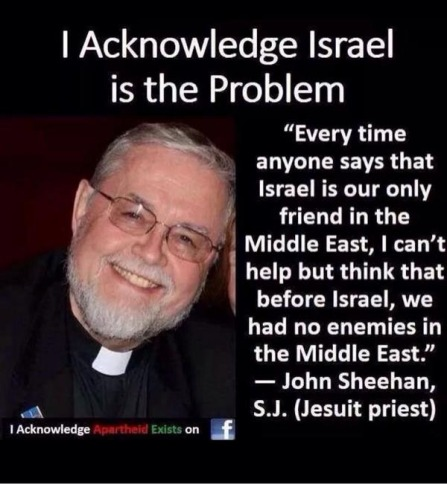 Israel is the Problem