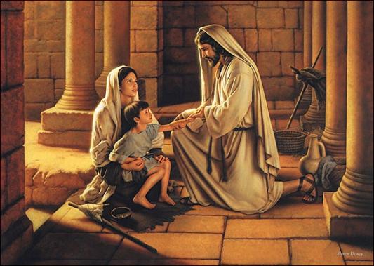Jesus - shepherd