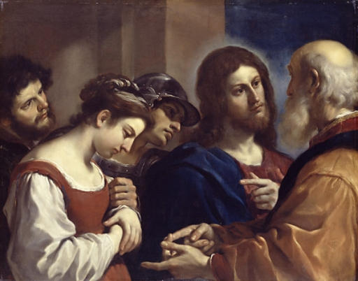 Jesus and the Adulteress