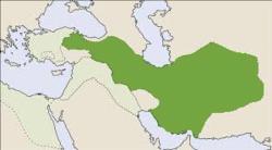 Median Empire Map
