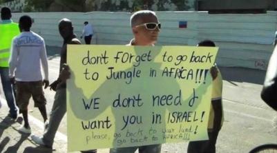 Racist Israeli Jew