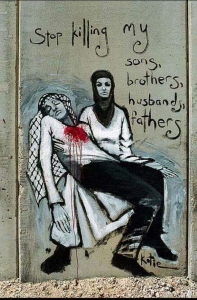 Stop Killing Palestinians