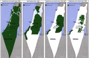 Disappearing Palestine - Map 2