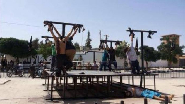 Isis Killing Christians in the ME