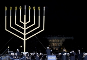 Menorah in DC