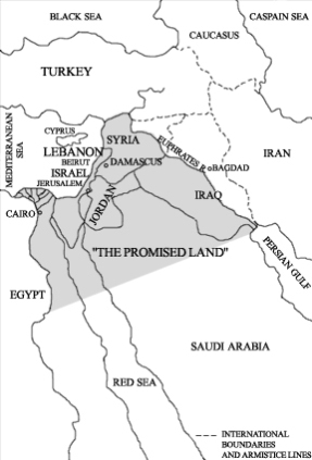 The deluded Promised Land of the Israelis