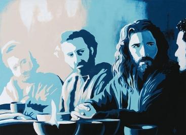 Jesus-Last Supper